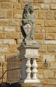 Il Marzocco - Simbolo de Florencia