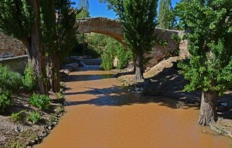 Rio Bañuelos por Aranda de Duero
