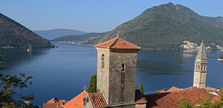 Iglesias de Perast y Bocas de Kotor