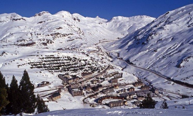 Candanchú y Valle de Astún