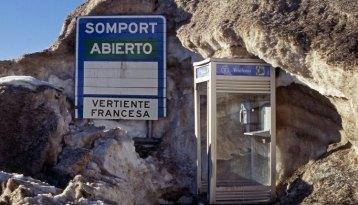 Puerto de Somport