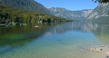 Lago de Bohinj y Parque Nacional del Triglav
