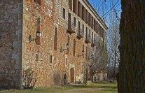 Fachada del Monasterio de Sopetrán