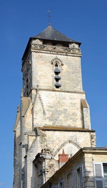 Campanario de San Bartolome