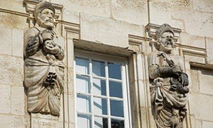 Casa de Nicolás Venette. Hipócrates y Avicena
