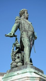 Monumento al Almirante Duperré