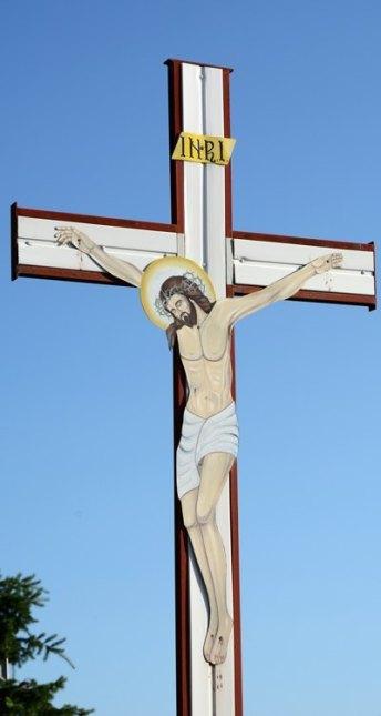 Piatra Fantanele. Cristo