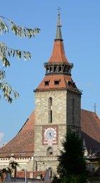 Brasov. Torre de la Iglesia Negra