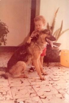 Gamín, mi primer perro