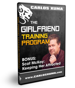 1 Bonus ScotMcKay1 sml - Carlos Xuma – Girlfriend Training Program : How To Keep Your Girlfriend Attracted To You And Into You