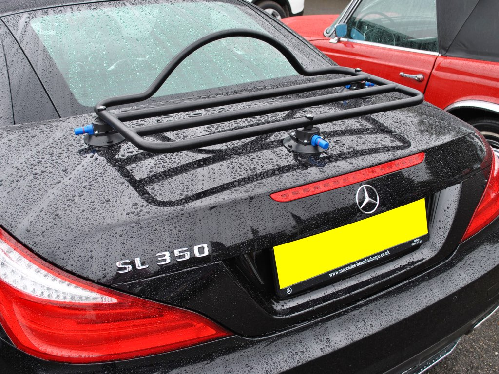 Mercedes Benz Sl Luggage Boot Racks All Models Since 1956