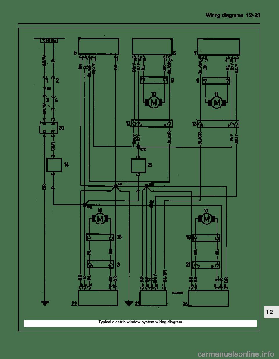 1986 el camino wiring diagram