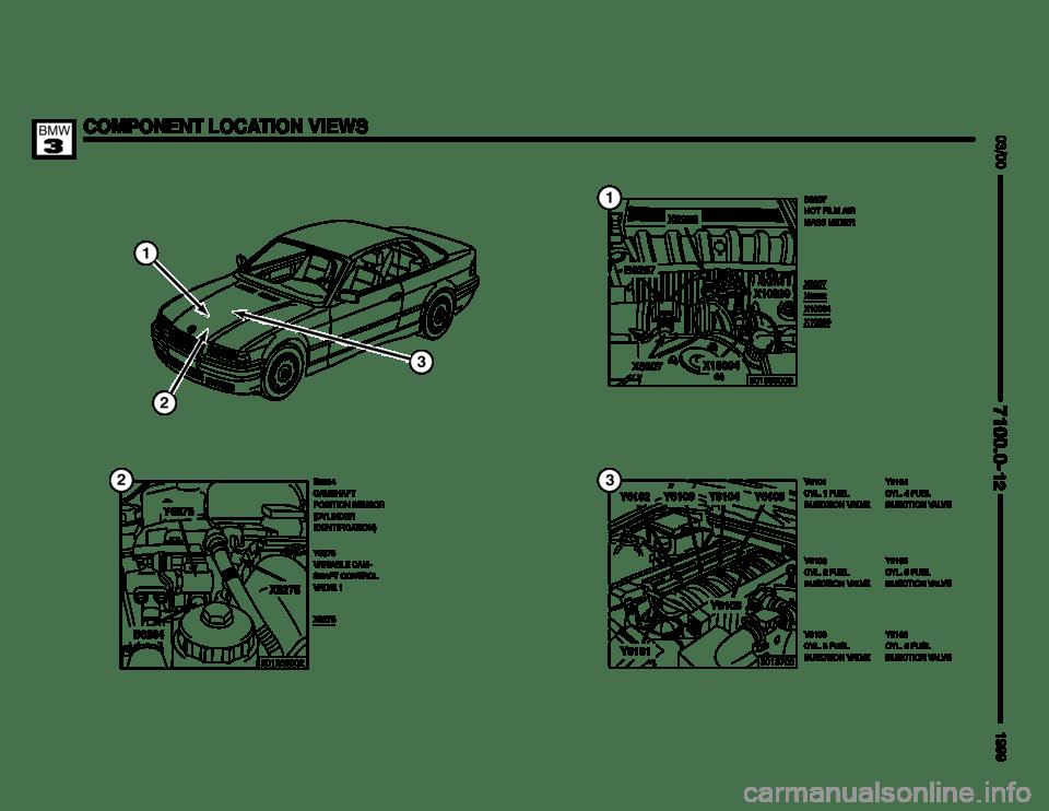 2010 bmw x6 fuse box diagram