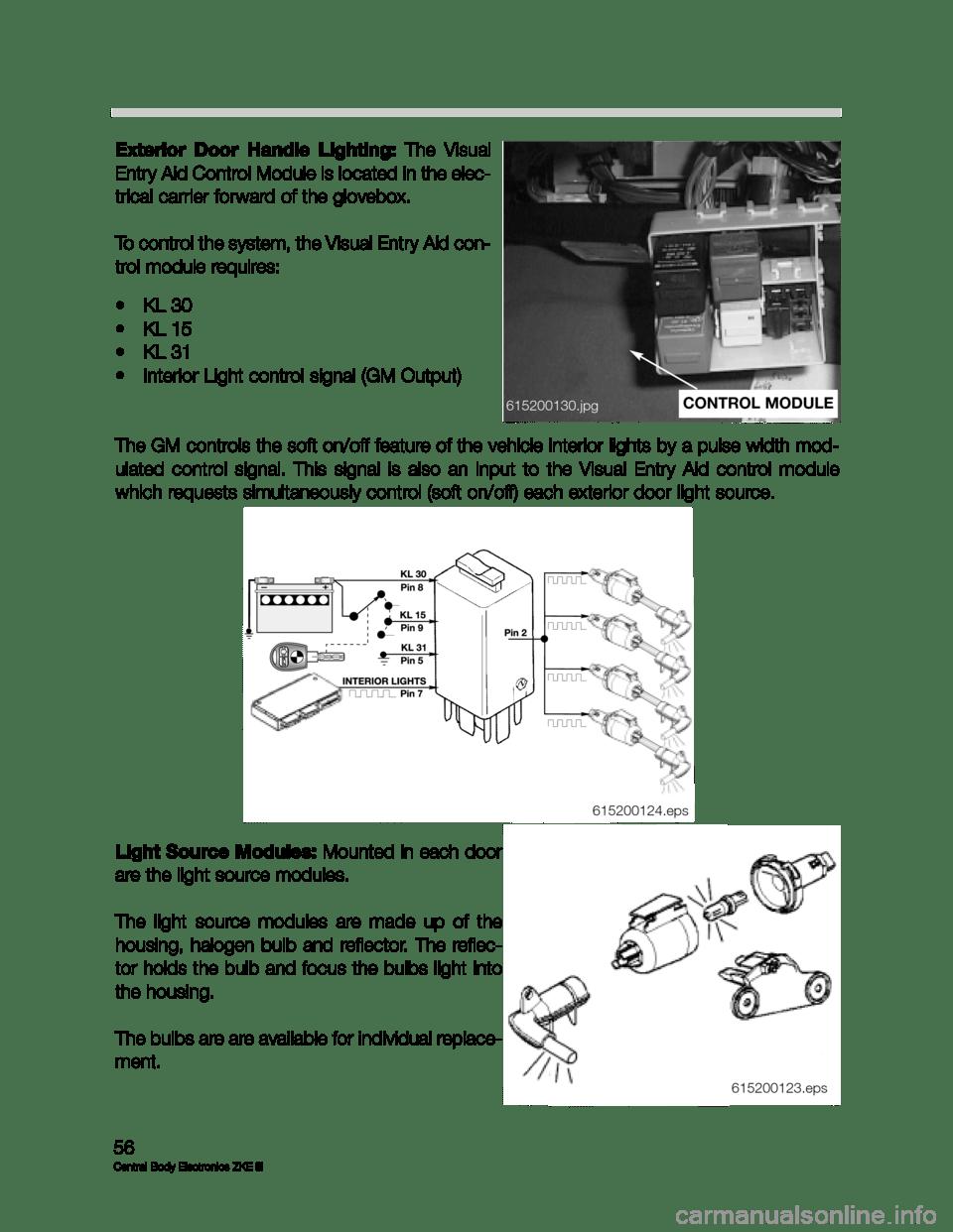 honda civic door latch diagram