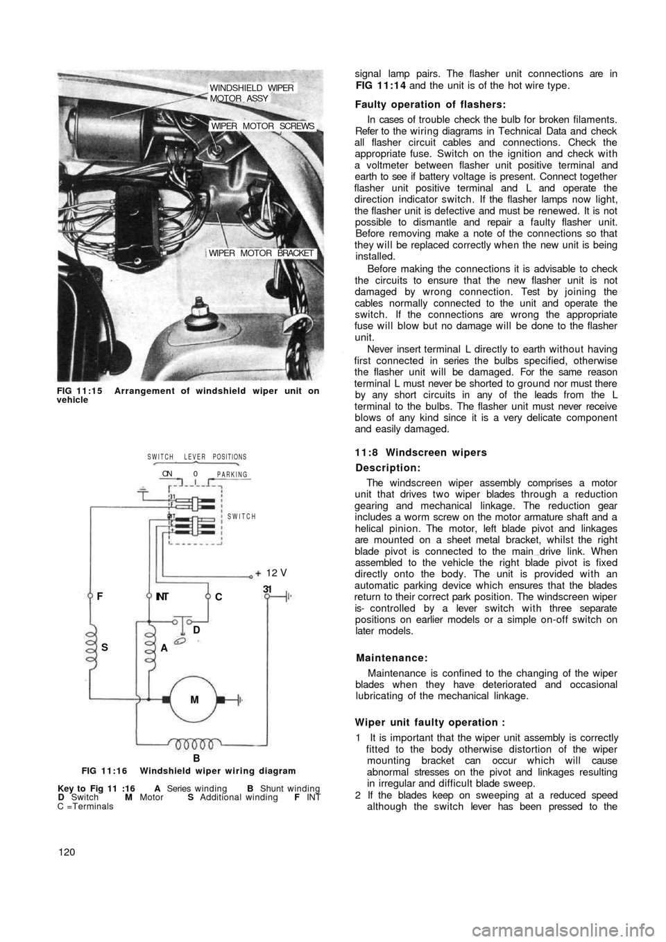 fiat 128 workshop wiring diagram