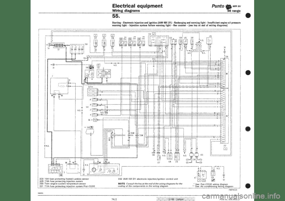 fiat 640 workshop wiring diagram
