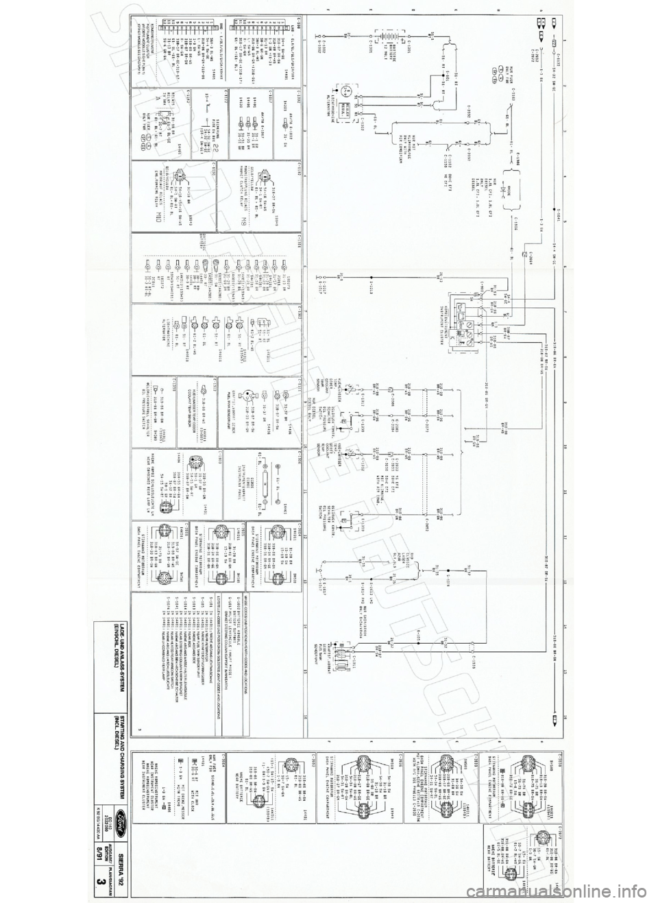 1992 ford explorer battery wiring diagrams
