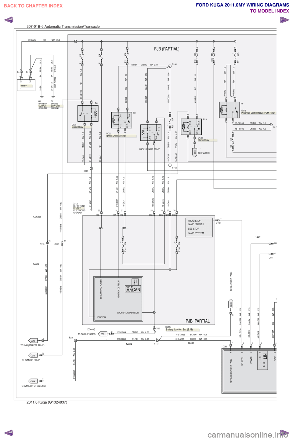 200 4r wiring diagram
