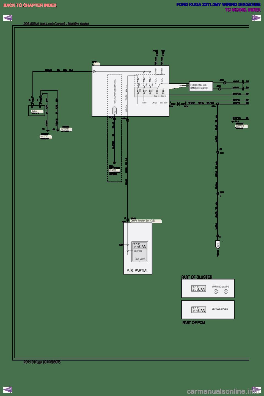 ford fiesta workshop wiring diagram 2011