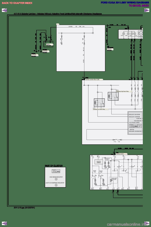 ford econovan workshop wiring diagram