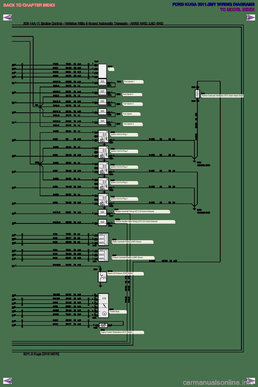 ford maf wiring diagram