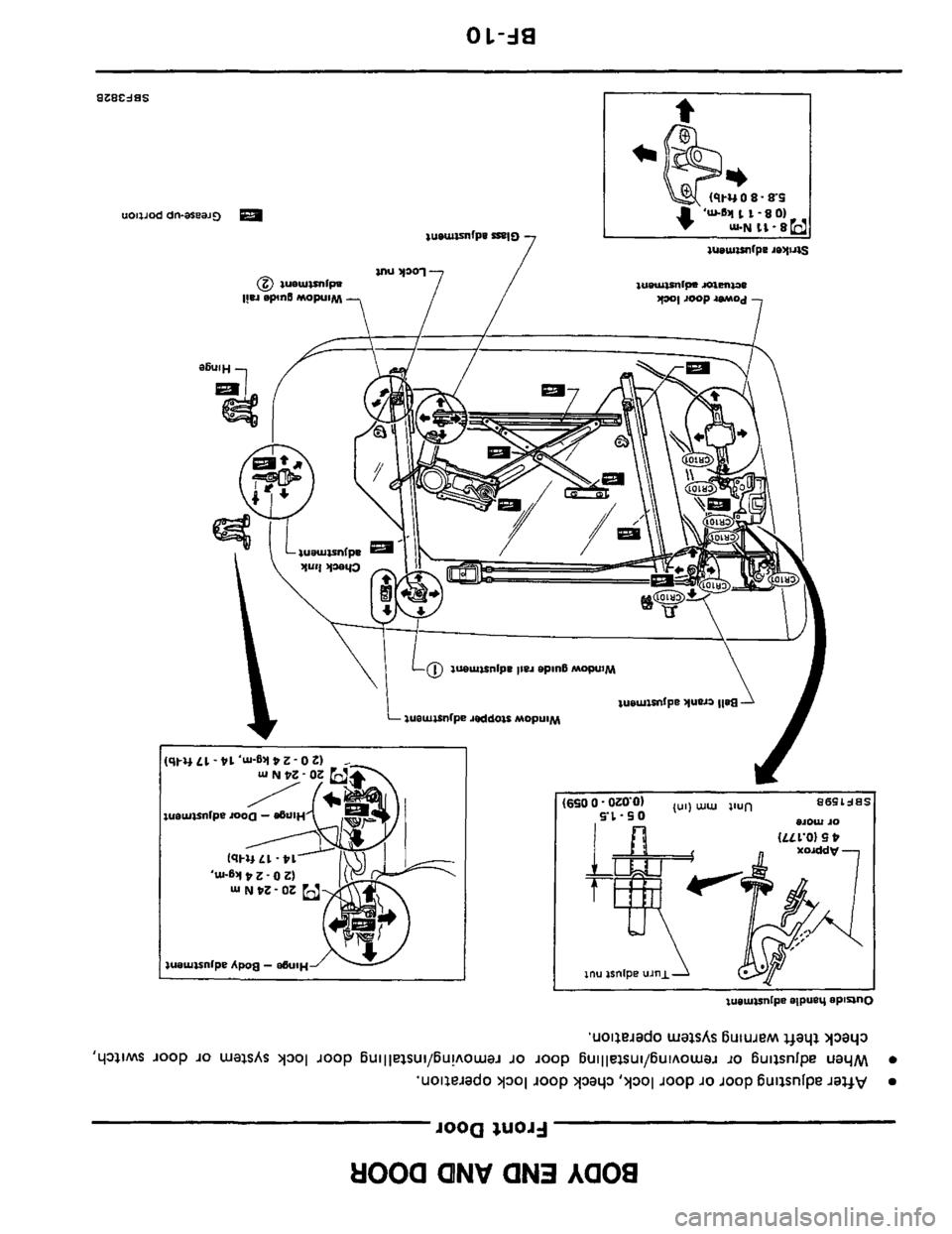 g body fuel filter