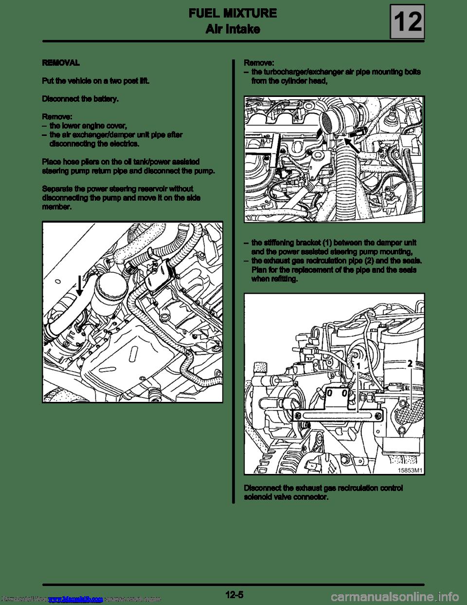 renault espace iv fuse box diagram