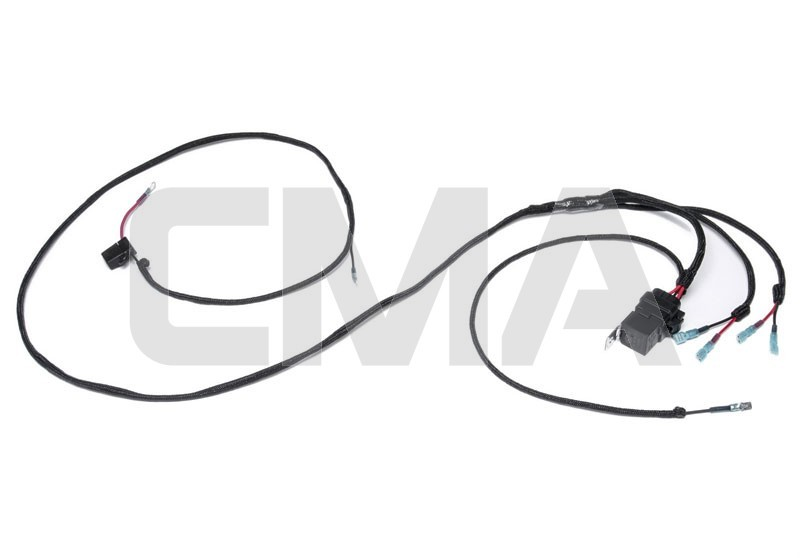 hella horn wiring harness instructions