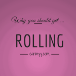 Why You Should Get Foam Rolling!