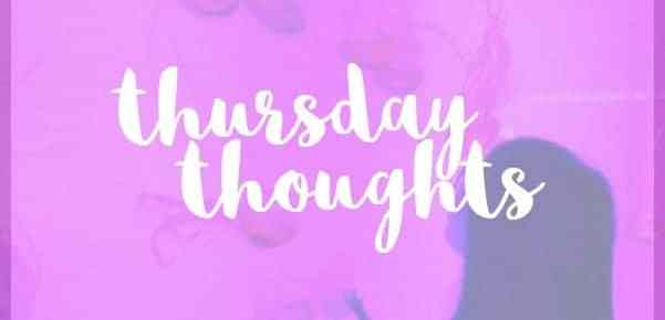 thursday thoughts icon