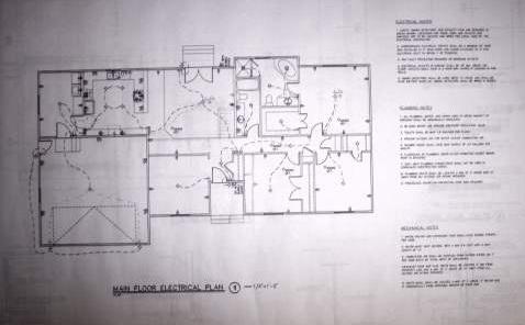 House Blueprints - Examples