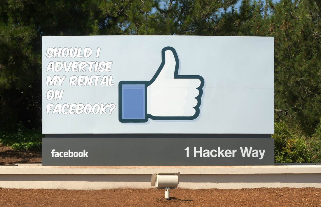 Should I Advertise My Property For Rent on Facebook?
