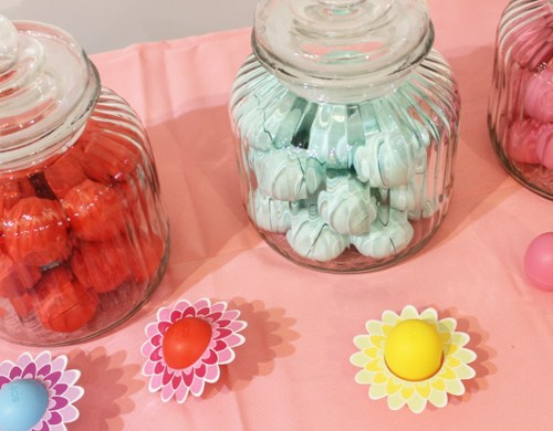 Poulette Candy Party - EOS