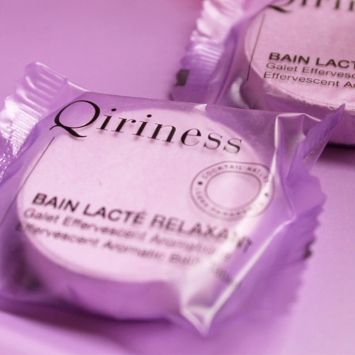Beautypress - Bain lacté Qiriness