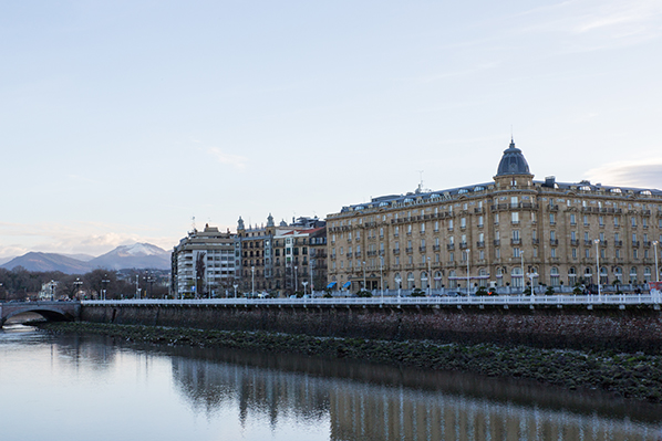 Hotel Maria Cristina in San Sebastian
