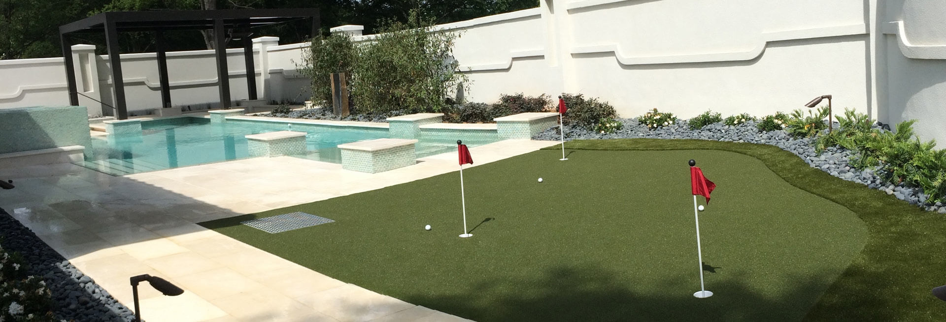 Charlotte nc artificial grass amp putting greens synlawn