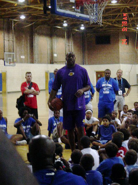 magic johnson youth summer basketball camp