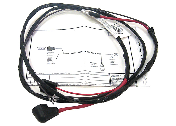 67-72 Chevy Truck Wiring Harnesses and Electrical Accessories at