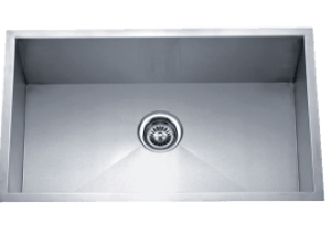 Edge Profiles And Sinks