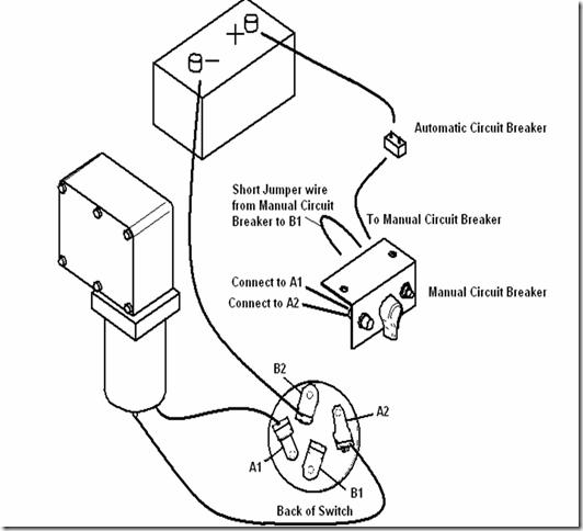 rotary tarp switch wiring diagram