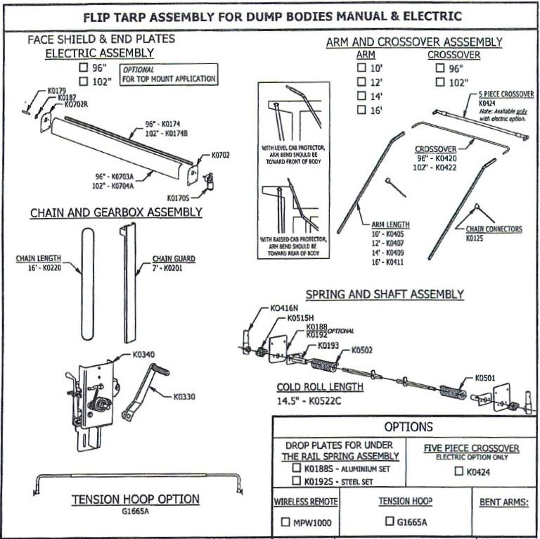 Truck Tarp Motor Wiring Diagram Index listing of wiring diagrams