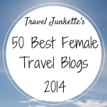 50 Best Female Travel Blogs from Travel Junkette