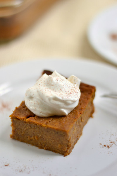A Lighter Thanksgiving Recipe Roundup
