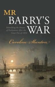 Mr Barrys War book cover