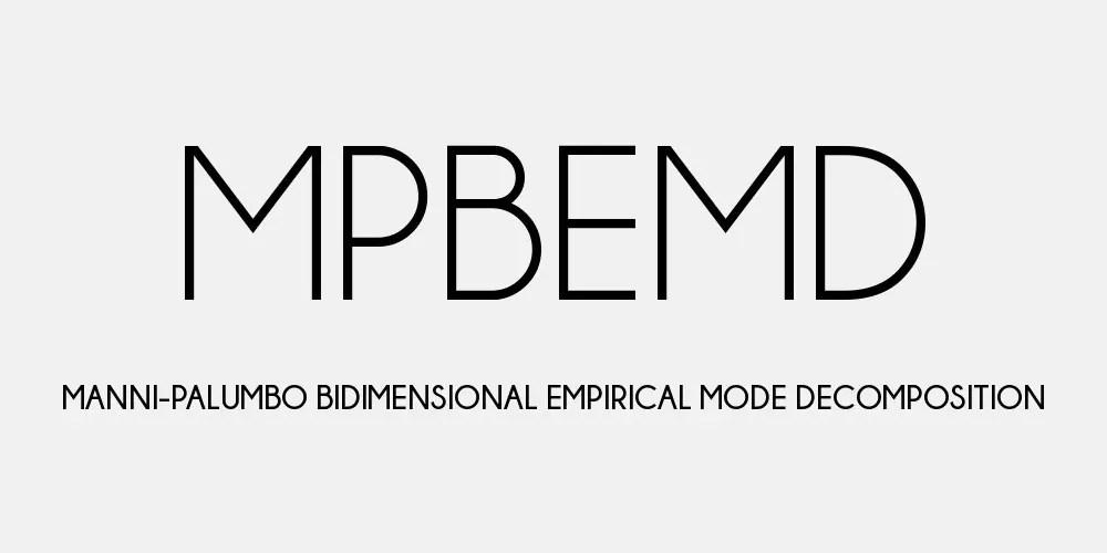 MPBEMD