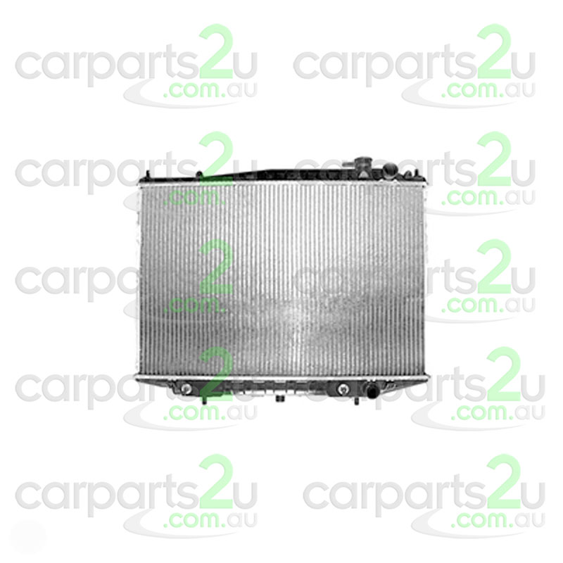 Parts to Suit NISSAN NAVARA Spare Car Parts, D22 UTE RADIATOR 33627
