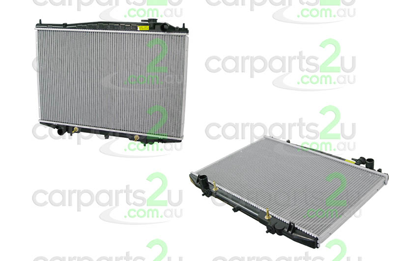 Parts to Suit NISSAN NAVARA Spare Car Parts, D22 UTE RADIATOR 11201