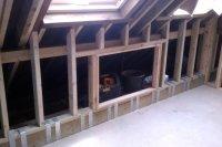 Building a loft conversion or attic