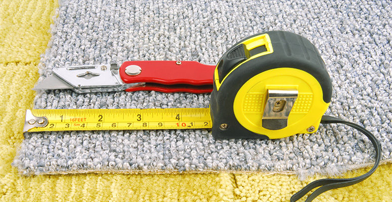 The Square Foot Calculator: Measuring Carpet The Right Way! - The
