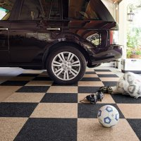 Choosing Garage Carpet Tiles | Garage Carpet Tile